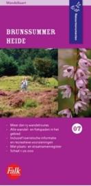 Wandelkaart Brunssummer Heide | Natuurmonumenten Falk 07 | 1:20.000 | ISBN 9789028725355
