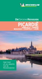 Reisgids Picardië | Michelin groene gids | ISBN 9789401465175