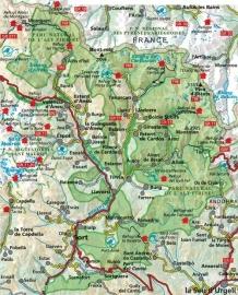 Wandelkaart Alt Pirineu - Parc Natural  | Editorial Alpina | 1:50.000 | ISBN 9788480905701