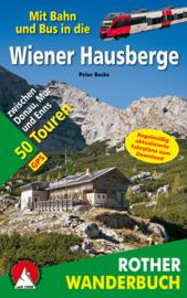 Wandelgids Wiener Hausberge - Mit Bahn uns bus | Rother Verlag  |  ISBN 9783763330911