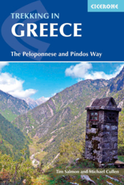 Wandelgids-Trekkinggids Trekking in Greece | Cicerone | ISBN 9781852849689