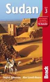 Reisgids Sudan | Bradt | ISBN 9781841624136