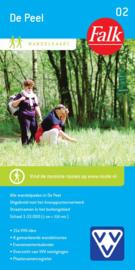Wandelkaart De Peel Met de Groote Peel nr. 02 | Falk | ISBN 9789028700987