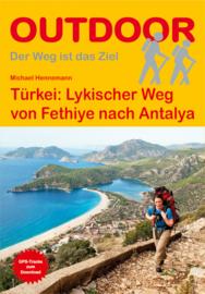 Wandelgids Lykischer Weg | Conrad Stein Verlag | ISBN 9783866865570