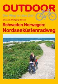 Fietsgids Noordzee fietsroute -  Nordseeküstenradweg | Conrad Stein Verlag | ISBN 9783866864092