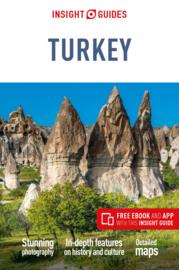 Reisgids Turkije | Insight Guide - Engelstalig| ISBN 9781789191301