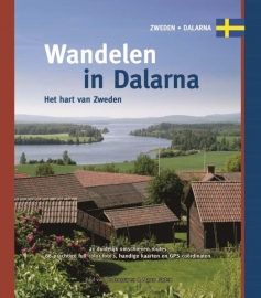 Wandelgids Wandelen in Dalarna | One Day Walks | ISBN 9789078194187