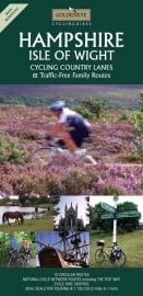 Fietskaart Hampshire | Goldeneye | 1:126.720 |  ISBN 9781859651490