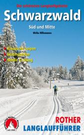 Langlaufgids Schwarzwald Süd und Mitte | Rother Verlag | ISBN 978376335803