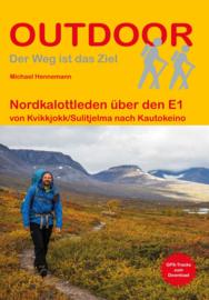 Wandelgids Nordkalottleden über den E1 | Conrad Stein Verlag | ISBN 9783866866706