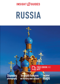 Reisgids Russia   Insight Guide   Engelstalig   ISBN 9781839050244