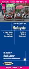Wegenkaart Maleisië | Reise Know How | 1:1,1 miljoen | ISBN 9783831774142