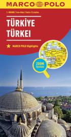 Wegenkaart Turkije | Marco Polo | 1:800.000 | ISBN 9783829738477