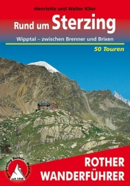 Wandelgids Rother Sterzing | Rother Verlag | ISBN 9783763341672