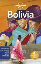Reisgids Bolivia | Lonely Planet | ISBN 9781786574732