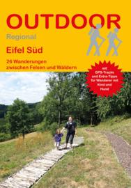 Wandelgids Eifel Zuid : Wandelen tussen Blankenstein en Trier | Conrad Stein Verlag | ISBN 9783866865204