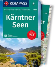 Wandelgids Karinthië - Kärntner Seen | Kompass | ISBN 9783991210481