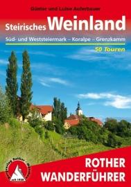 Wandelgids Steirisches Weinland | Rother | ISBN 9783763343119