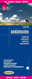 Wegenkaart Andalusie -Andalusië | Reise Know How | 1:350.000 | ISBN 9783831773688