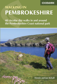Wandelgids - Trekkinggids Walking in Pembrokeshire | Cicerone | ISBN 9781852849153