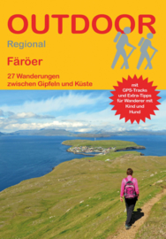 Wandelgids Faroer eilanden | Conrad Stein Verlag | ISBN 9783866866768