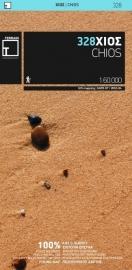 Wandelkaart Chios - Hios | Terrain Maps 328 | 1: 60.000 | ISBN 9789609456043