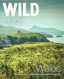 Reisgids - activiteitengids Wild Guide Wales and Marches | Wild Things | ISBN 9781910636145