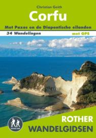 Wandelgids Corfu | Elmar - Rother | ISBN 9789038926827