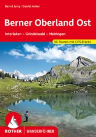 Wandelgids Rother Berner Oberland-Ost | Interlaken – Grindelwald – Meiringen | Rother Verlag | ISBN 9783763340125