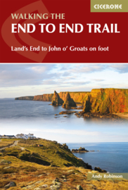 Wandelgids End to End Trail : Land's End to John O'Groats | ISBN 9781852849337