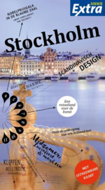 Stadsgids Stockholm | ANWB Extra | ISBN 9789018041489