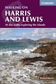 Wandelgids Walking on Harris and Lewis - Outer Hebrides | Cicerone | ISBN 9781852848187
