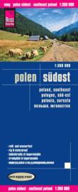 Wegenkaart Zuidoost Polen - Polen Südost | Reise Know How | 1:350.000 | ISBN 9783831773602