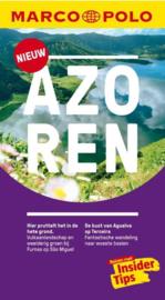 Reisgids Azoren | Marco Polo | ISBN9783829756457