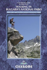 Wandelgids-Trekkinggids Walking in Bulgaria`s National Parks | Cicerone | ISBN 9781852845742