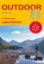 Wandelgids 22 wandelingen in het Lake District | Conrad Stein Verlag | ISBN 9783866865044