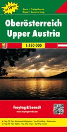 Wegenkaart Oberösterreich - Salzkammergut | Freytag & Berndt nr. 2 | 1:200.000 | ISBN 9783707904437