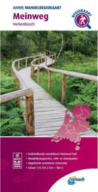 Wandelkaart Meinweg | ANWB | 1:33.333 | ISBN 9789018046736