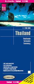 Wegenkaart Thailand | Reise Know How | 1:1,2 miljoen | ISBN 9783831772971