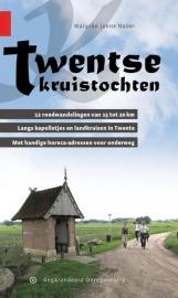 Wandelgids Twentse kruistochten | Gegarandeerd Onregelmatig | ISBN 9789078641407
