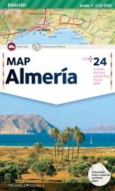 Wegenkaart - Toeristische Kaart Almeria | Triangle Postals | ISBN 9788484781578