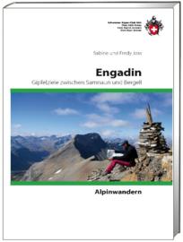Alpinegids Engadin - Gipfelziele zwischen Samnaun und Bergell | SAC | ISBN 9783859023277
