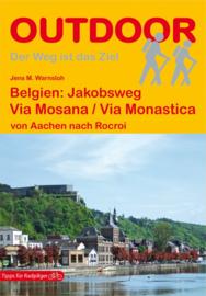 Wandelgids Via Mosana / Via Monastica | Conrad Stein Verlag | ISBN 9783866861398