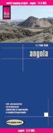 Wegenkaart Angola | Reise Know How | 1:1,3 miljoen | ISBN 9783831772209
