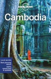 Reisgids Cambodia - Cambodja | Lonely Planet | ISBN 9781786570659