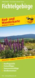 Wandel- en fietskaart Fichtelgebirge | Public Press | 1:50.000 | ISBN 9783899203363