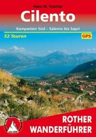 Wandelgids Cilento | Rother Verlag | ISBN 9783763343898