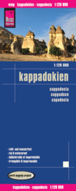 Wegenkaart Turkije - Cappadocië | Reise Know How | 1:120.000 | ISBN 9783831772520