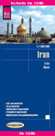 Wegenkaart Iran | Reise Know How | 1:1,5 miljoen | ISBN 9783831772780