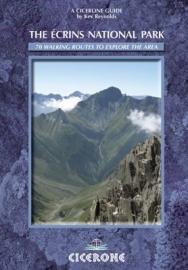 Wandelgids-Trekkinggids Ecrins National Park | Cicerone | ISBN 9781852845216